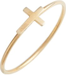 women's bony levy cross stacking ring (nordstrom exclusive)