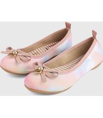 baleta rosa-azul molekinha