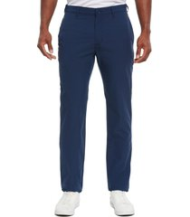 men's robert graham whitford performance pants, size 38 - blue