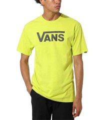 t-shirt korte mouw vans mn classic tshirt