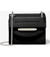 proenza schouler delta crossbody bag black one size