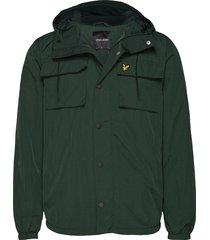 pocket jacket dun jack groen lyle & scott
