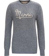 marni roundneck sweater