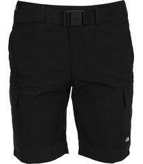 the north face north face belted cargo shorts