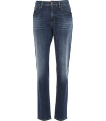 z zegna light almost authentic jeans