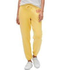 pantalón amarillo gap