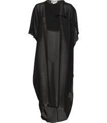 chant kaftan maxiklänning festklänning svart hope