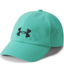 gorra under armour threadborne renegade mujer