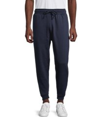 trunks surf + swim men's fleece jogging pants - soft blue - size l