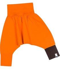 spodnie mini mini - pomarańczowy