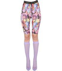 teen idol kronos cyclist shorts