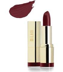 milani moisture matte color statement lipstick läppstift matte style