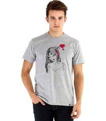 camiseta ouroboros broken masculina - masculino