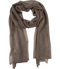 fabiana filippi glitter applique scarf