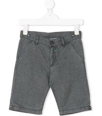 tartine et chocolat casual shorts - grey