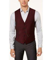 i.n.c. men's slim-fit vest, created for macy's