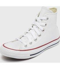 zapatilla blanco converse