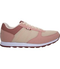 zapatillas moda topper t 350 mujer 35 23532 rosa