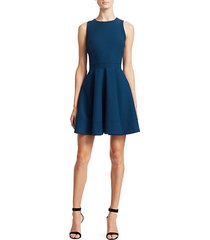 araceli sleeveless stitch dress