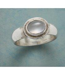 chalcedony horizon ring