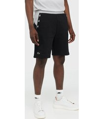 lacoste short shorts black