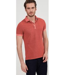 t-shirt polo piquet