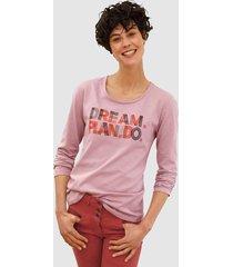 shirt dress in lavendel