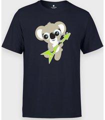 koszulka koala z gitarą