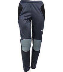 pantalon de arquero puma 654391-60gk  - gris