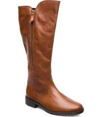boots höga stövlar brun gabor