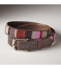 women's zylphia beaded belt