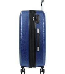 maleta de viaje swisspass magic 28 azul - explora