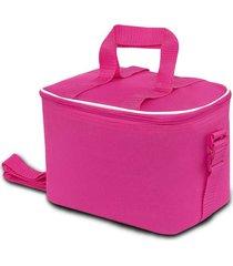 lonchera kiki rosa para mujer croydon
