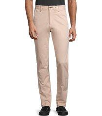 rag & bone men's fit 2 slim-fit chino pants - dusty rose - size 32