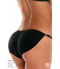 caboost!® string bikini molded padded panty, bubbles bodywear, seasonal sale!