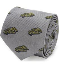 men's millennium falcon tie