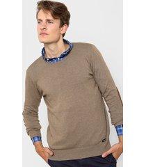 sweater marrón airborn
