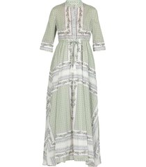 tory burch cotton long dress