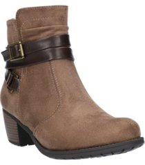 easy street annelisa ankle booties women's shoes