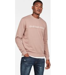 embro paneled gr sweater