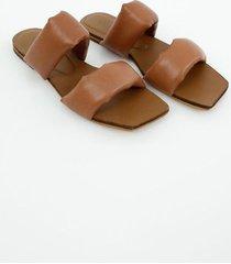 sandalia para mujer tennis, sandalia cuero entero