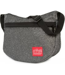 manhattan portage midnight bowling green shoulder bag