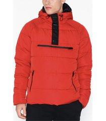 sixth june overhead down jacket jackor röd