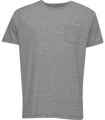 camiseta colombo bolso cinza - kanui