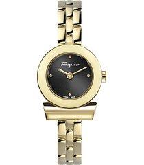 gancino stainless steel bracelet watch