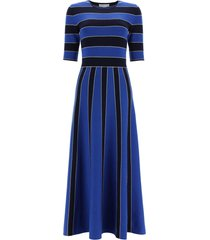 gabriela hearst capote cashmere and wool dress