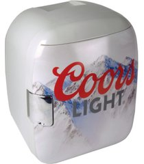 coors light portable 12 can ac/dc cooler/warmer
