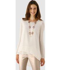blouse amy vermont beige