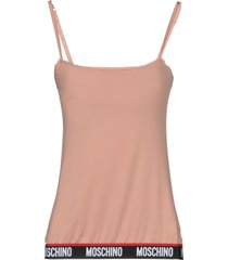 moschino sleeveless undershirts