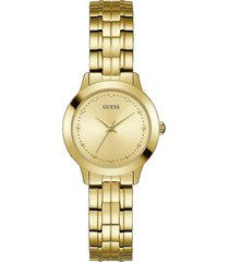 reloj guess chelsea/w0989l2 - dorado